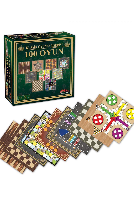 100 Klasik Oyunlar Serisi