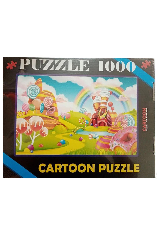 1000 Parça Puzzle