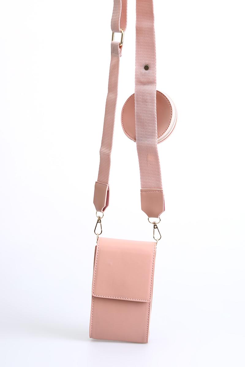 Askılı Cüzdan Çanta