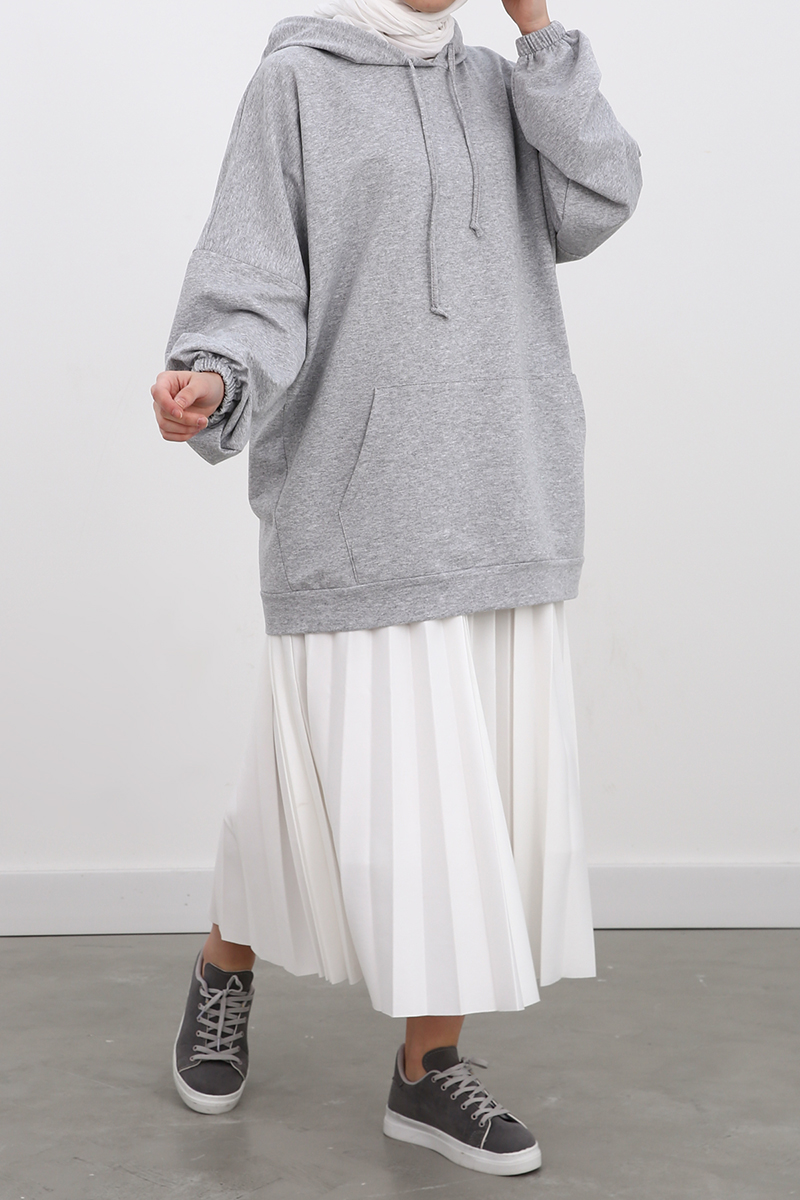 Basic Oversize Sweatshirt