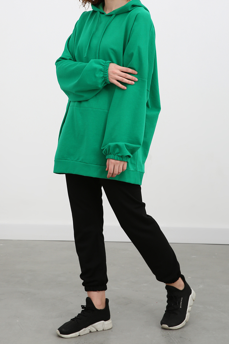 Basic Oversize Sweatshirt