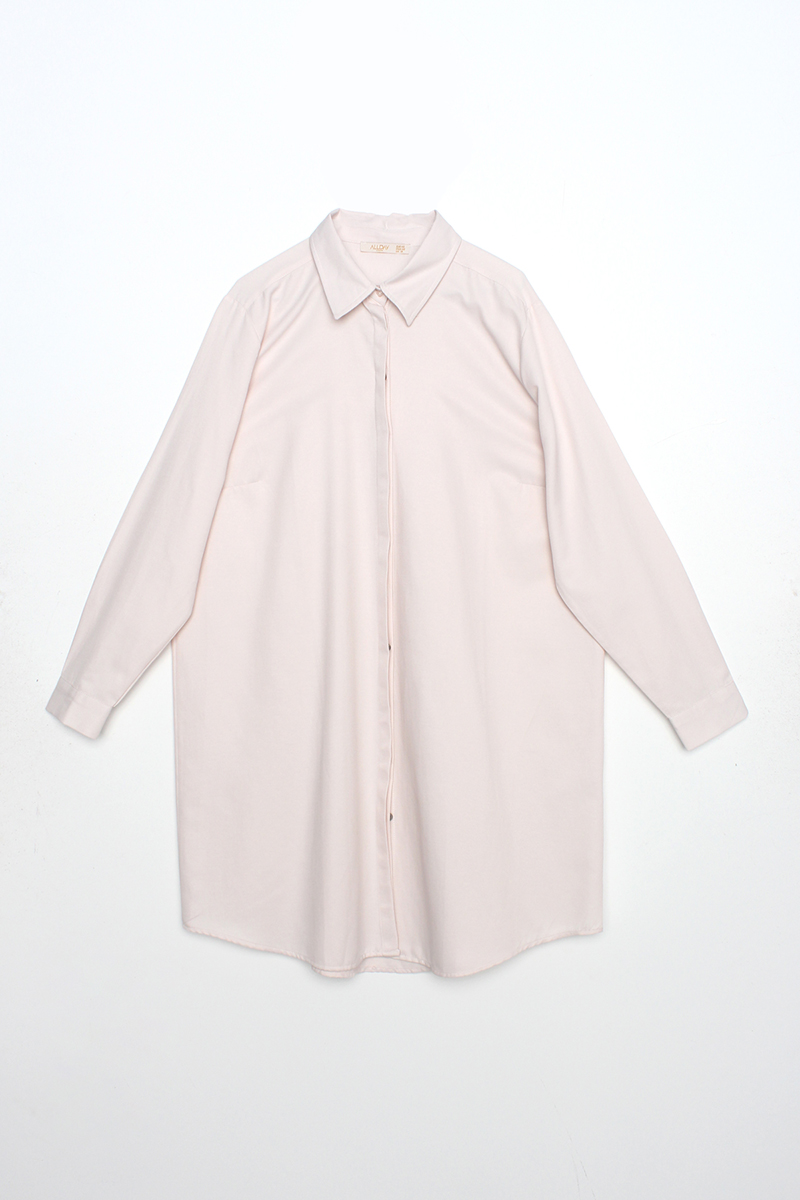 Büyük Beden Gömlek Tunik