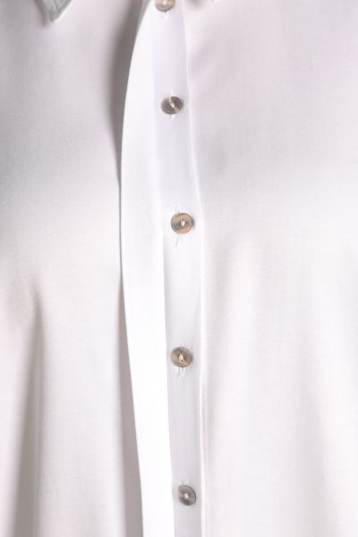 Büyük Beden Tam Patlı Gömlek Tunik