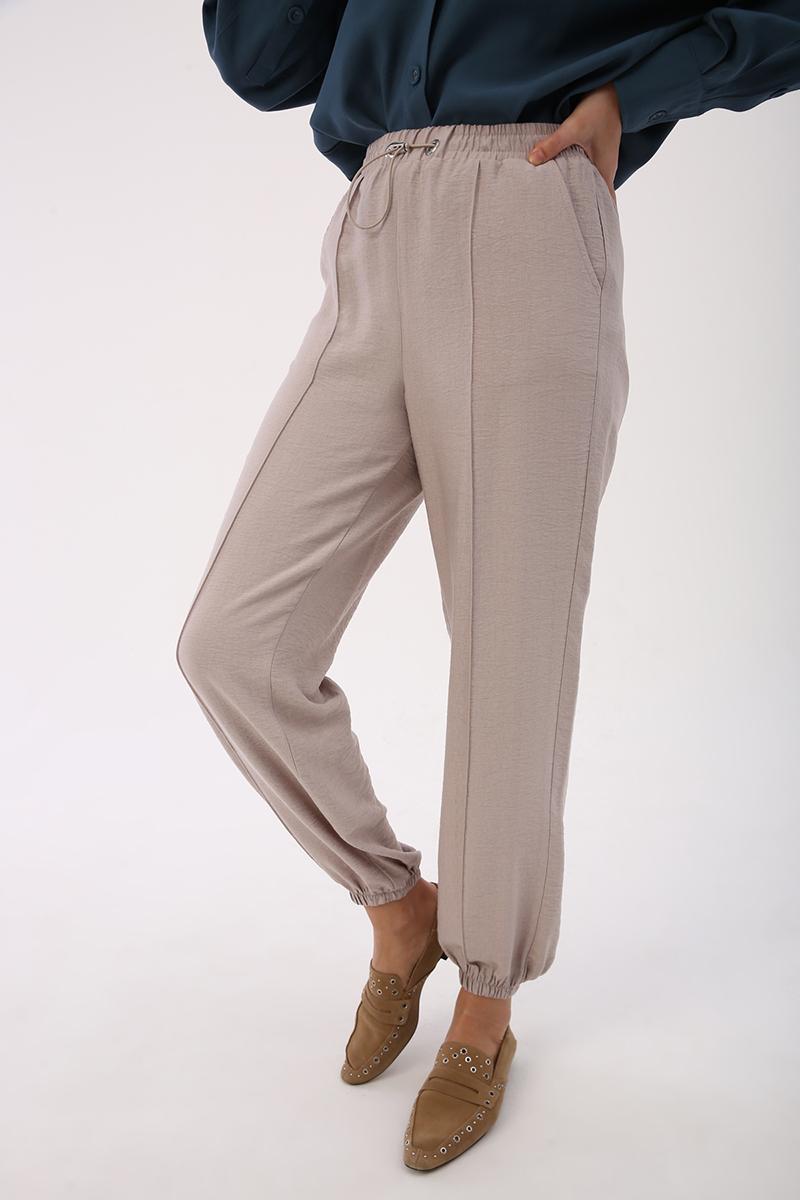 Çima Dikişli Pantolon