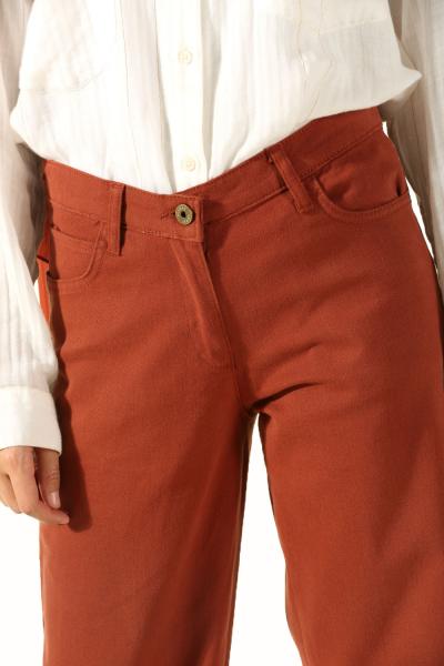 Duble Paça Pantolon