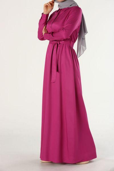 Salaş Yarım Patlı Elbise