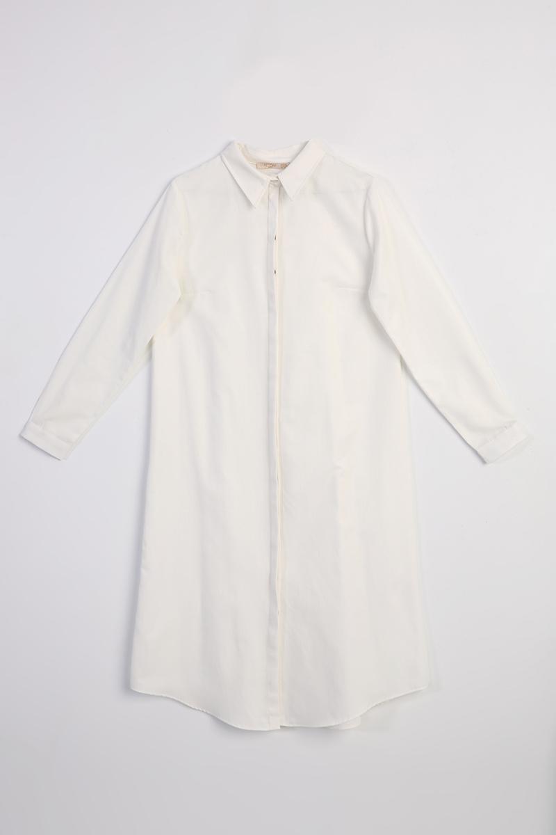 Gizli Patlı Gömlek Tunik