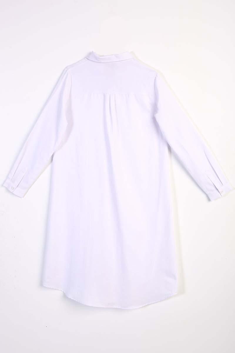Gizli Patlı Uzun Gömlek