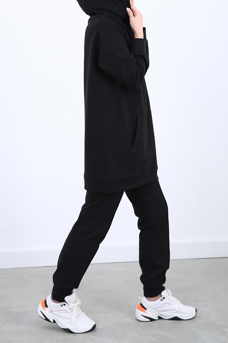 Jogger Pantolonlu Eşofman Takım