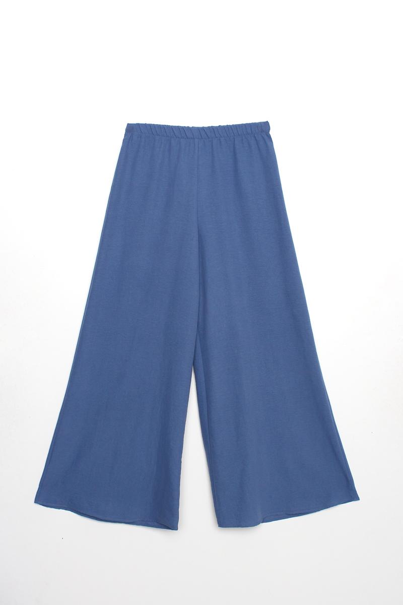Kolyeli Salaş Pantolonlu Takım