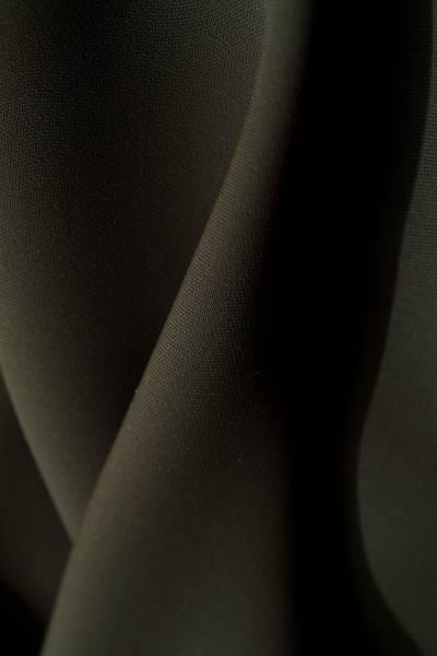 Kolyeli Asimetrik Kesim Ribanalı Tunik