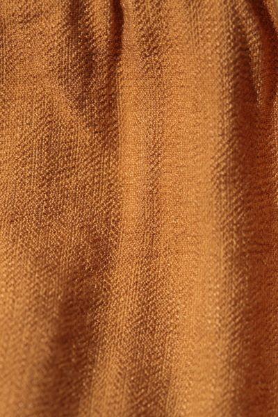 Kuşaklı Lastikli Pantolon