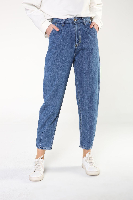 Mom Cepli Pileli Pantolon