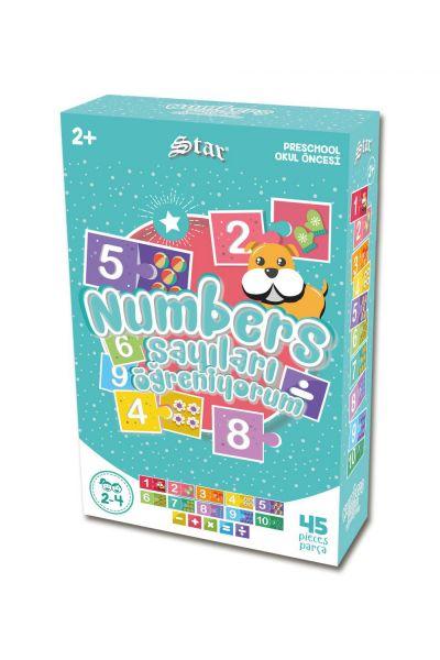 Okul Öncesi Sayıları Öğreniyorum