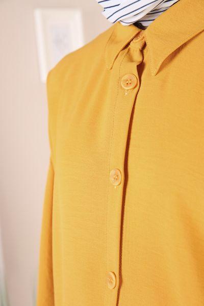 Oversize Salaş Gömlek