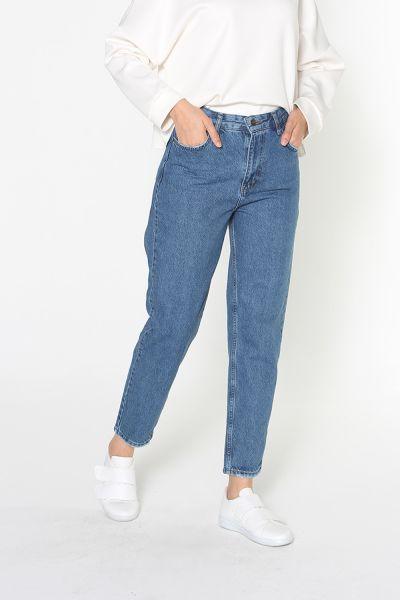 Cepli Denim Mom Pantolon