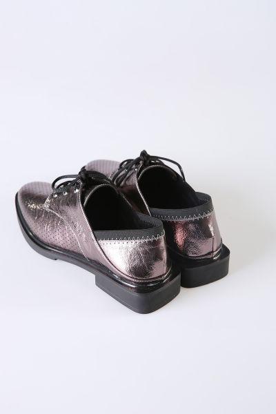 Parlak Rugan Ayakkabı