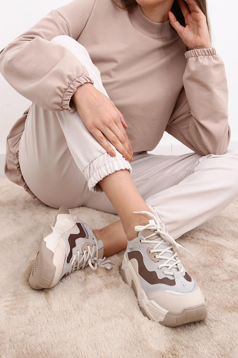 Rahat Tabanlı Spor Ayakkabı