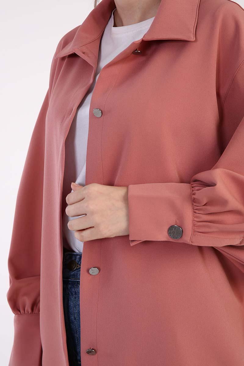 Salaş Balon Kol Ceket