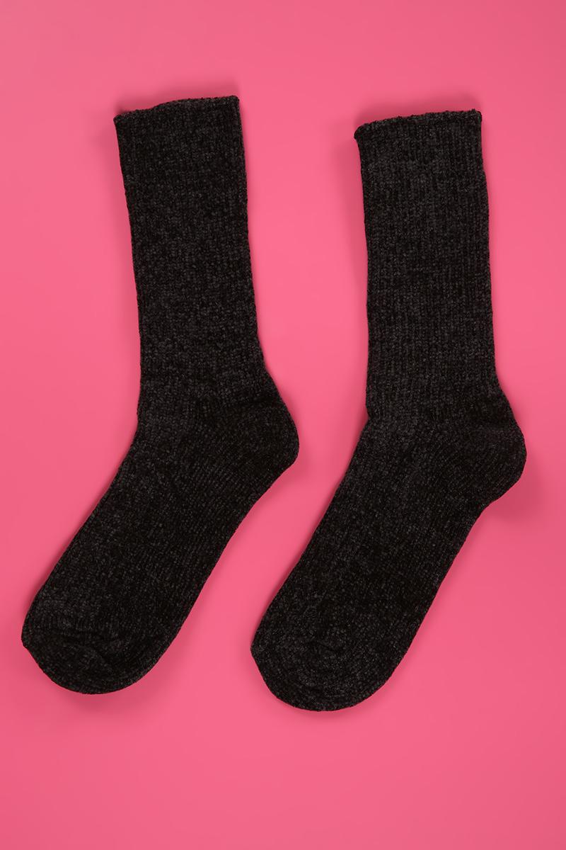 Şönil Soket Çorap