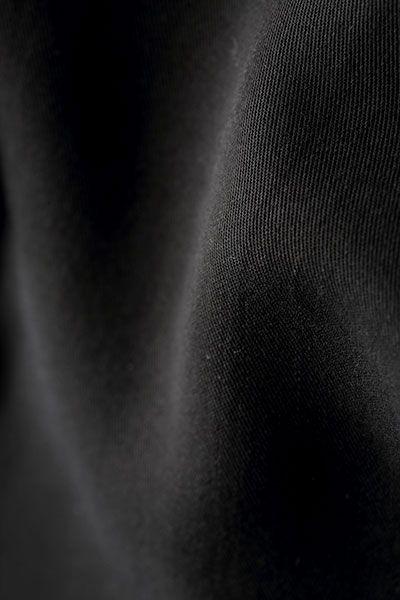 Tensel Yarım Patlı Fırfır Detay Tunik