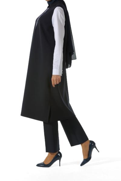 Garnili Tunik Pantolon İkili Takım