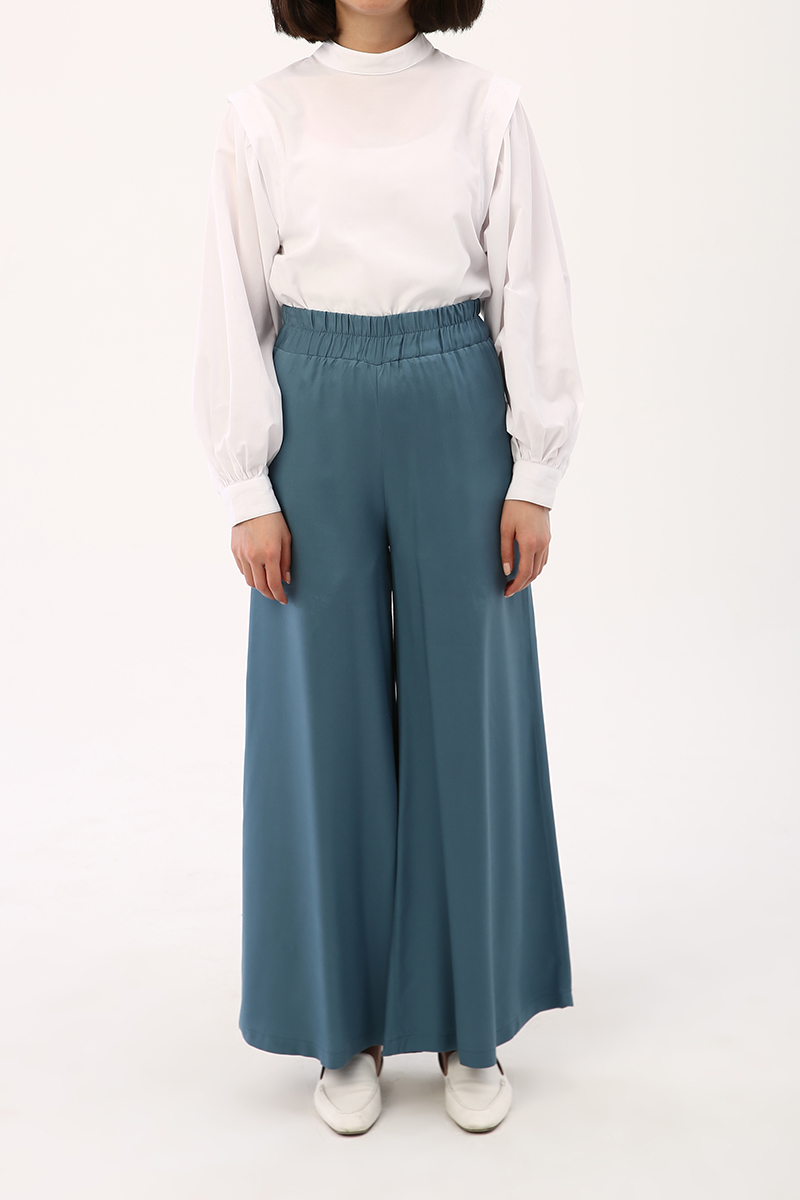 Bol Paça Salaş Pantolon