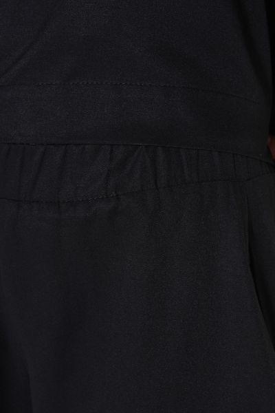 Yarece Yırtmaçlı Tunik Pantolon İkili Takım