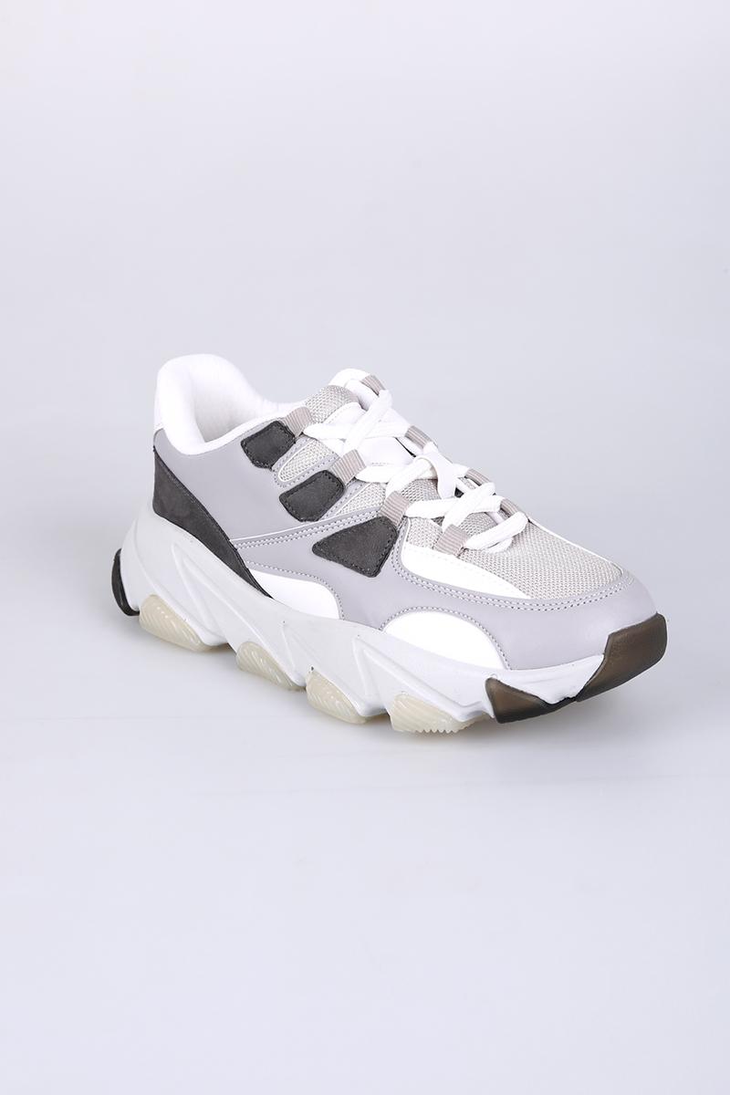 Yüksek Tabanlı Spor Ayakkabı